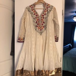 Tarun Tahiliani Dresses - Gorgeous beautiful Indian ethinic wear anarkali